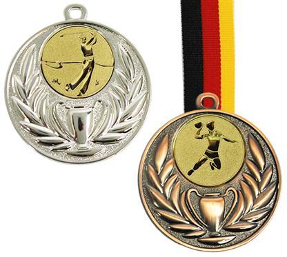 """Medaille CLASSIC inkl. Zwerg+Band """"-25% Aktion"""":   Medaille inkl. Emblem """"ZWERG"""" Ø25 mm und Band 2,2cm Ihrer Wahl.  Medaillenf"""