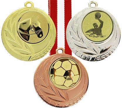 """Medaille INN inkl. Zwerg+Band:   Medaille inkl. Emblem """"ZWERG"""" Ø25 mm  und Band 2,2cm Ihrer Wahl.   2 Vari"""