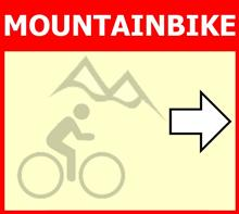 Grafik Mountainbike