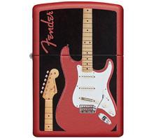 """Zippo Fender:   ZIPPOSturmfeuerzeug  """"Fender""""  Gravur auf Rückseite möglich!  Mindestver"""