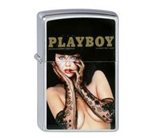"Zippo ""Playboy Dec 1988"":   ZIPPO  Sturmfeuerzeug  ""Playboy December 1988""   AKTION: Statt 46,90 jet"