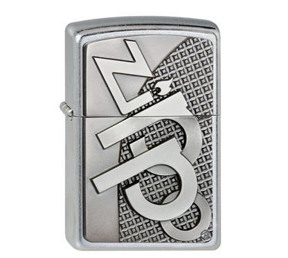 """Zippo """"Zippo 3D"""":   ZIPPO  Sturmfeuerzeug  """"Zippo 3D"""""""